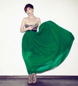 Green dresses - Charlotte Rouge Maxi Skirt.jpg