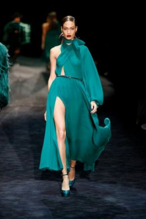 Green fashion - myLusciousLife.com - women rtw fall winter 2011.jpg