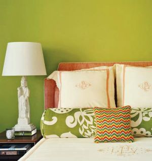 Green home decor photos - myLusciousLife.com - -Elizabeth Anne Designs-domino.jpg