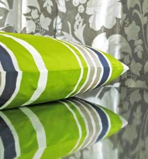 Green home decorating - myLusciousLife.com - Cassaro fabrics.jpg
