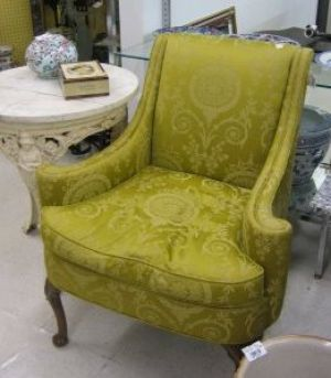 Green home decorating - myLusciousLife.com - Chair_The Guild Shop.JPG
