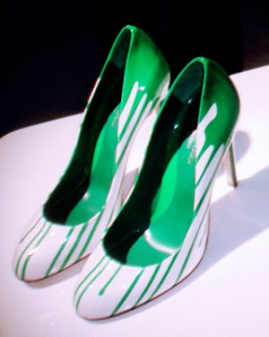 Green shoes - myLusciousLife.com.jpg