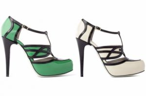 Green shoes and accessories - myLusciousLife.com - Jason Wu Pre-Fall 2012 Shoe Collection.jpg