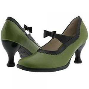 Green shoes and accessories - myLusciousLife.com - John Fluevog_shoes.jpg