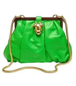 Marc Jacobs designed this kitschy Fluro Green Shoulder Bag.jpg