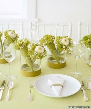 Martha Stewart - arrangements of Ping Pong mums chamomile and ladys mantle.jpg