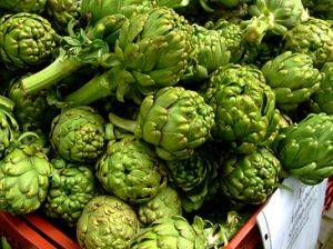The colour green - myLusciousLife.com - Artichokes.jpg