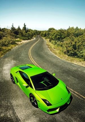 The colour green - myLusciousLife.com - Atlantic_Drive_by_notbland.jpg