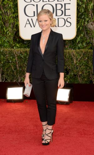 Golden Globes 2013 - Amy Poehler in Stella McCartney & Chopard
