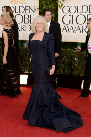 Golden Globes 2013 - Glenn Close