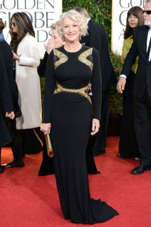 Golden Globes 2013 - Helen Mirren