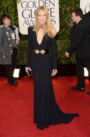 Golden Globes 2013 - Kate Hudson in Alexander McQueen