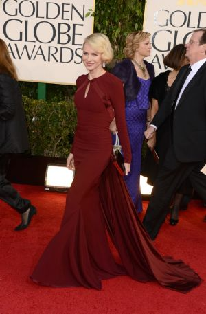 Golden Globes 2013 - Naomi Watts in Zac Posen