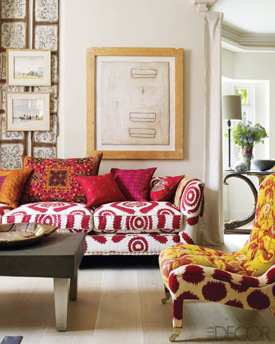Designer Kit Kemp: BOOK TO BUY: A Living Space By Kit Kemp