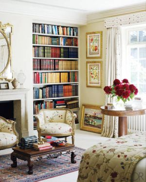 kit and tim-kemp-london-townhome-library - mylusciouslife.com