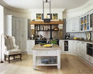kit kemp-white kitchen-oval - mylusciouslife.com