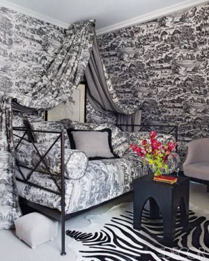 kit-tim-kemp-london-townhome-guest room - mylusciouslife.com