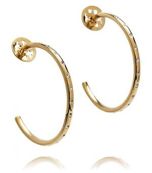 Tory Burch Large Mccoy Metal PavE Hoop Earring.jpg
