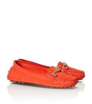 Tory Burch sale - Shop shoes - Tory Burch shoes - suede DARIA DRIVER.jpg