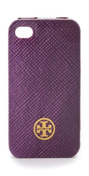 Tory Burch sale - Tory Burch Printed Hard Shell iPhone 4 Case.jpg