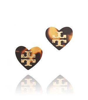 Tory Burch sale - Tory Burch Tilsim Logo Heart Stud Earring.jpg