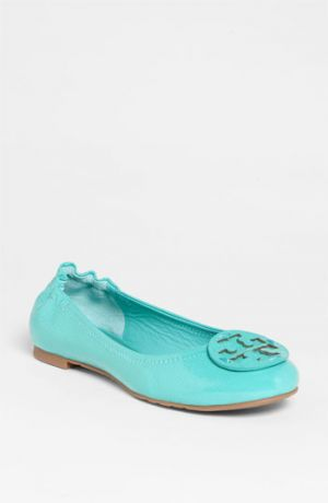 Tory Burch sale - shop for shoes - Tory Burch Reva Flat Island Turquoise 11 M.jpg