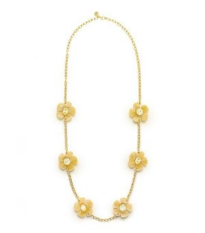 Website for online shopping - Tory Burch Flora Rosary Necklace.jpg