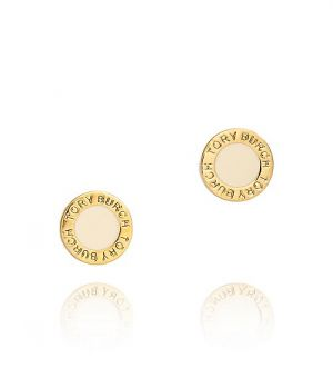 Where to buy Tory Burch online - Tory Burch Cole Enamel Stud Earring.jpg