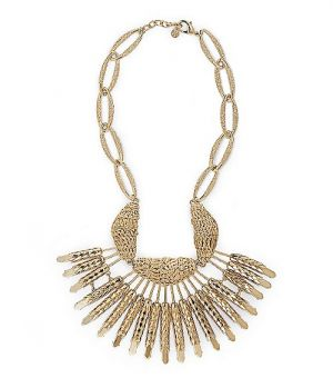 Where to buy Tory Burch online - Tory Burch Multi Wheat Necklace.jpg