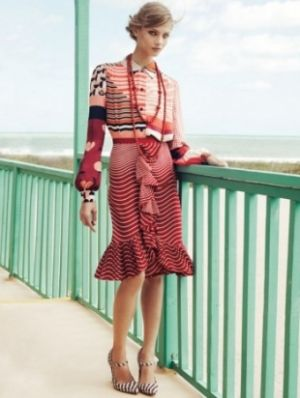 Where to buy Tory Burch online - Tory Burch Spring 2012 Lookbook.jpg