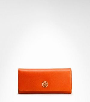Where to buy Tory Burch online - orange clutch.jpg