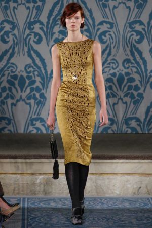who is tory burch - Tory Burch Fall 2013 RTW collection.JPG