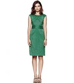 who is tory burch - Tory Burch Marlow Dress - emerald green.jpg