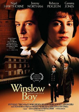 the winslow boy inspired by an The winslow boy is a 1999 period drama film directed by david mamet  the play was inspired by an actual event, which set a legal precedent .