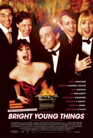 Bright Young Things 2003 - based on Vile Bodies