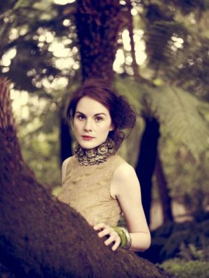 Michelle Dockery by Jason Bell for Vogue UK August 2011.jpg