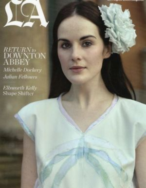 Michelle Dockery in Los Angeles Times Magazine.jpg