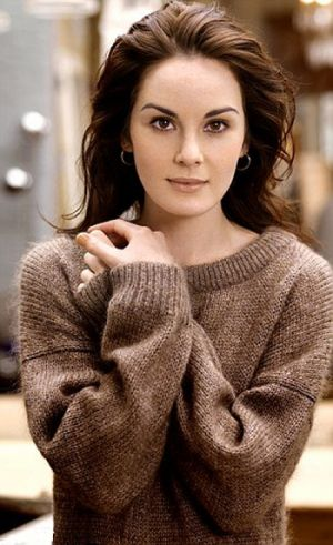 The Crawley Sisters - Downton Abbey photo - myLusciousLife.com - Michelle Dockery.jpg