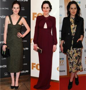 The Crawley Sisters - Downton Abbey photo - myLusciousLife.com - michelle-dockery-downton-abbey.jpg