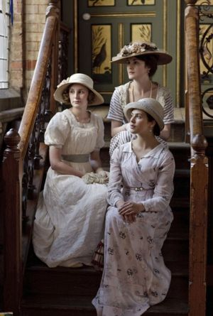 The Crawley Sisters - Downton Abbey photo - myLusciousLife.com.jpg