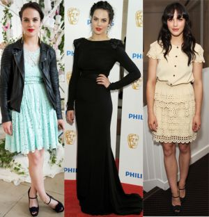 The Crawley Sisters - Downton Abbey pictures - myLusciousLife.com - jessica-brown-findlay.jpg