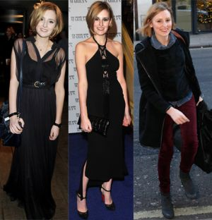 The Crawley Sisters - Downton Abbey pictures - myLusciousLife.com - laura-carmichael.jpg