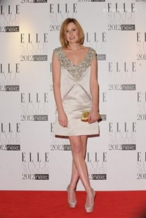 laura-carmichael-elle-style-awards-2012-The Crawley Sisters - Downton Abbey pictures.jpg