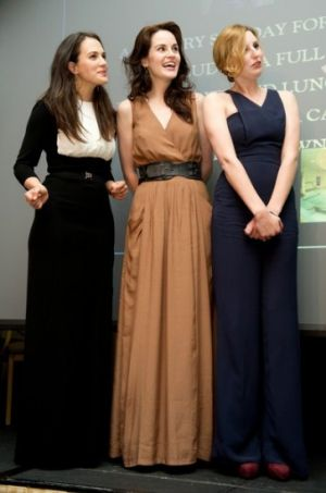 the crawley sisters in real life - The Crawley Sisters - Downton Abbey pictures - myLusciousLife.com.jpg