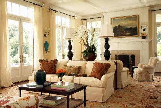 Traditional British Home Decor: INSPIRED BY THE BRITISH EMPIRE: Colonial-inspired House
