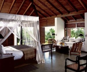 famous folk at home cindy crawford and rande gerber and george clooney in mexico. Black Bedroom Furniture Sets. Home Design Ideas