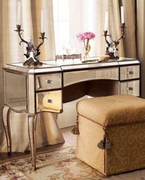 Colonial style decor - myLusciousLife.com - Horchow Vanity.jpg