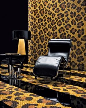 Inspired by the British Empire - decor - myLusciousLife.com - animal-print-table-crazy.jpg