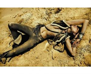 Inspired by desert fashion - The Michelle Buswell Marie Claire Italia Shoot.jpeg