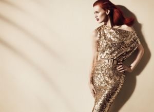 Karen Elson for St John Spring Summer 2011 by Greg Kadel.jpg